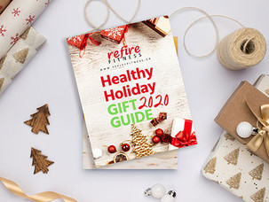 Free Download: Healthy Holiday  Gift Guide