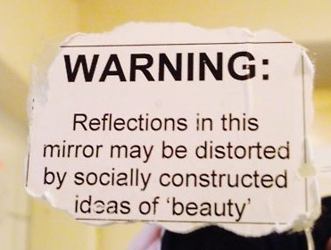 Take Care of Your Self Image