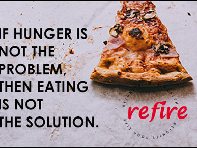 Be Aware of The Eating Cycle You're In and Regain Your Power