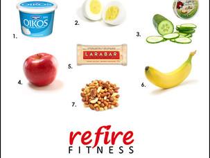 Good Eats: Quick Snack Ideas