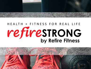 Refire Strong - Join Our Tribe!