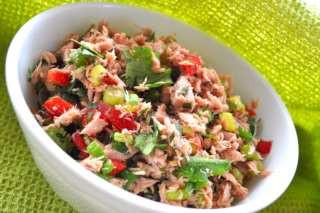 Good Eats: Tuna & Salsa Salad