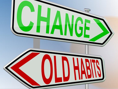 Watch Your Habits, Not Your Weight