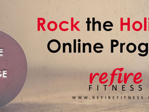 Rock The Holidays with Refire Fitness