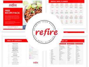 Free Recipe Pack!