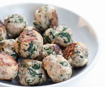 Good Eats: Turkey Burgers (or Meatballs)