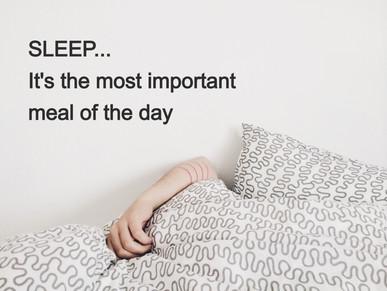 Four Part Sleep Series 1/4: Why is Sleep Important