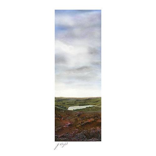 Churn Clough Reservoir Original