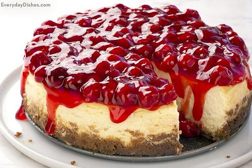 Cherry Love Cheesecake