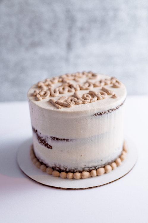"""8"""" Essential Cake"""