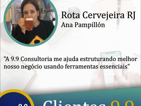 Nossa cliente Rota Cervejeira RJ