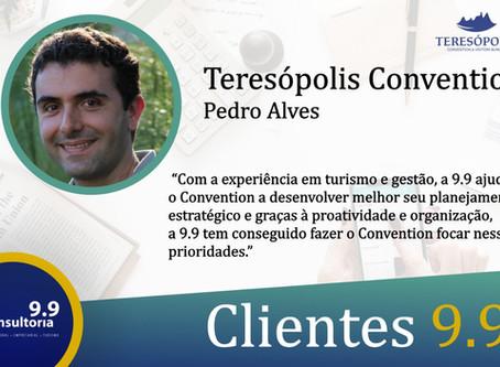 Nosso cliente Teresópolis Convention & Visitors Bureau