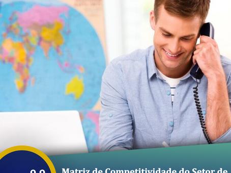 Matriz de Competitividade do Setor de Agenciamento de Viagens