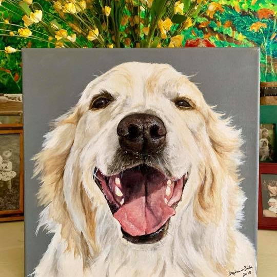 Paint Your Pet with Strokes of Inspiration