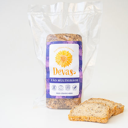 Pão Multigrãos (400g)