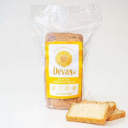 Pão de Grão de Bico (400g)