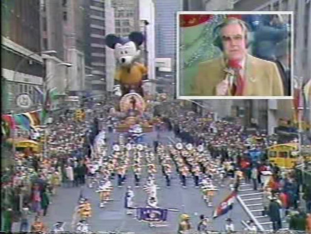Welcome everyone to the Thanksgiving Day Parade Stream- starts at 9am