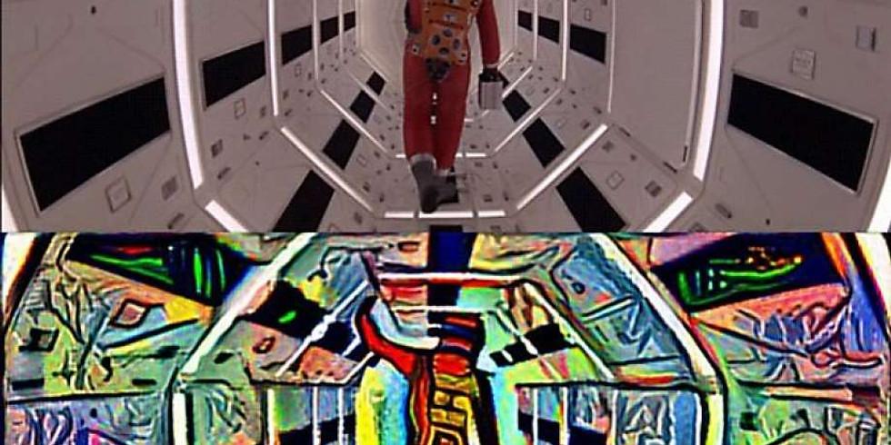 """Blade Van Gogh"", ""2001: A Picasso Odyssey"", ""A Dozen Dreams of Donald Drumpf"",11/7 7PM"