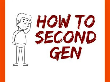 Our PODCAST interview on HOW TO SECOND GEN  w Mark Hiew