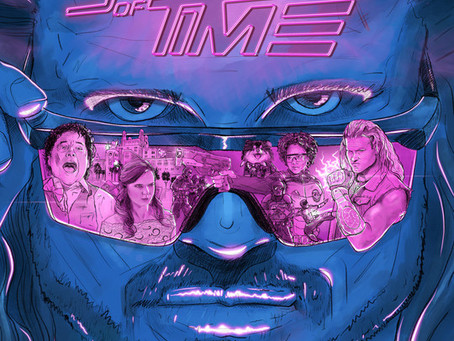 THE SPEED OF TIME screens during the 17th Another Hole in the Head film festival 2020.