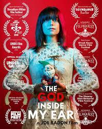 THE GOD INSIDE MY EAR (NOVEMBER 28TH 7PM) OPENING NIGHT FILM