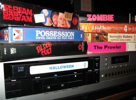"""Another Hole in the Head Presents """"VHS SURPRISE NIGHTS"""" in the Warped Dimension 10/21/20 7:07pm(PST)"""