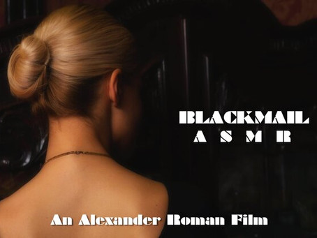 "Mr. HoleHead's Warped Dimension Review: ""Blackmail (ASMR)"""
