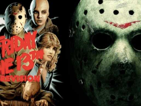 """Friday the 13th 'Revision'""""(Fan Edit) + Q&A with creator Jorge Torres-Torres  Sat,June 13th 8pm free"""