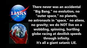 BEHIND the CURVE (flat earth)