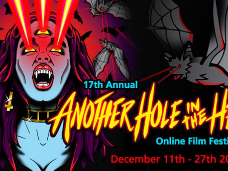 THE 17TH ANOTHER HOLE IN THE HEAD FILM FESTIVAL IS ONLINE THIS YEAR