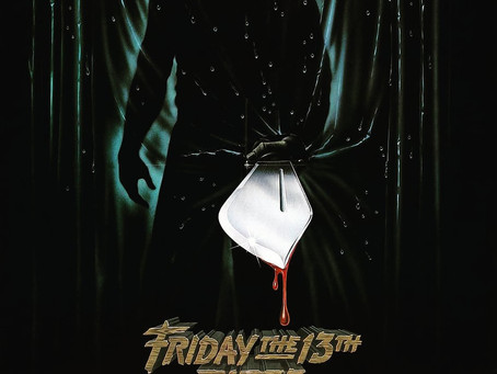 FRIDAY the 13th part lll in 3D podcast by EOLM