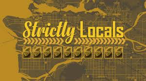 STRICTLY LOCALS 1 is a hot ticket!!