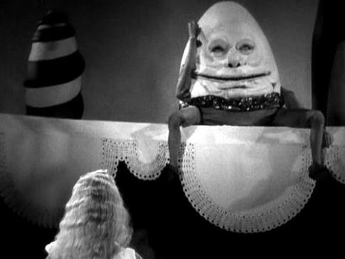 Alice in Wonderland is a 1933 (HAD NO IDEA)