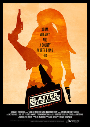 A BLASTER IN ...Poster.jpg