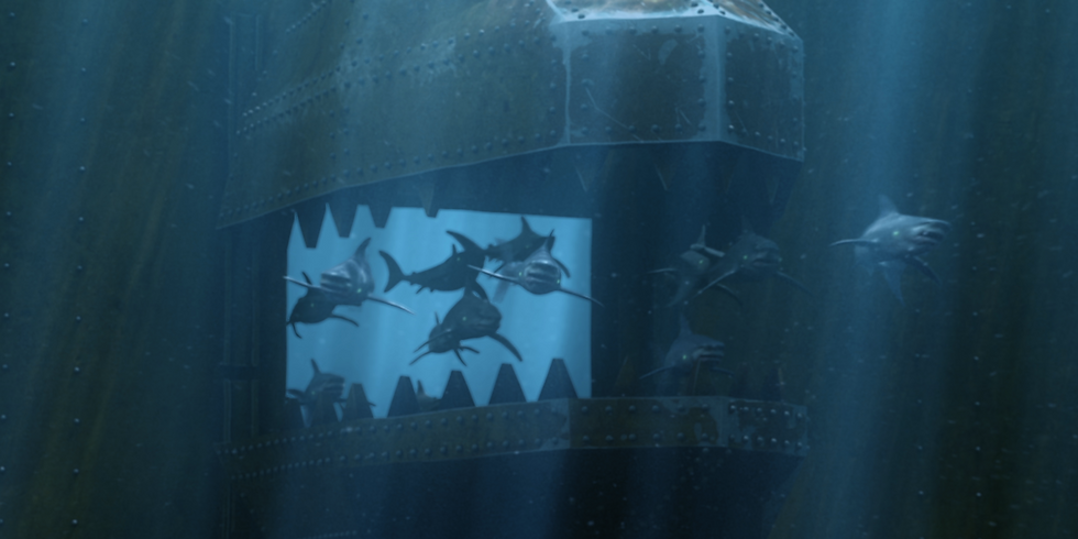 EMPIRE OF THE SHARKS 11/7 9PM