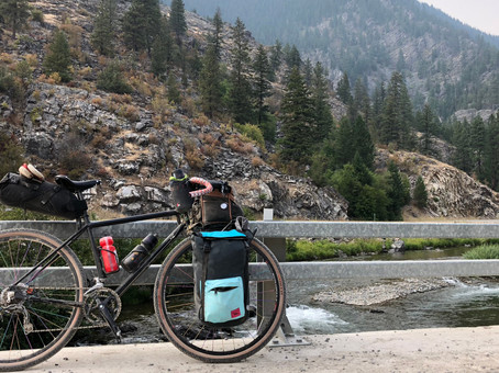 613.8 miles of gravel and inspiration