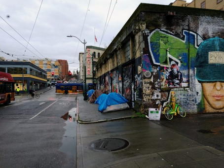 Homeless Bill of Rights Fizzles Out This Session but Advocates Continue to Lay Groundwork