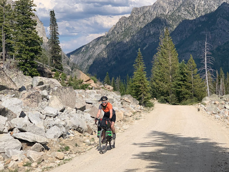 The Pleasure and Pain of the Idaho Hotsprings Route