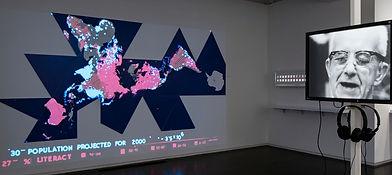 Buckminster Fuller: Information Fall out
