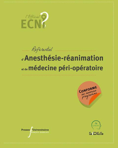 Le nouveau référentiel d'anesthésie-réanimation et de médecine péri-opératoire est sorti !!