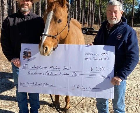 Justin Dunn American Mustang School February Newsletter 2021