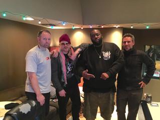 DJ Shadow / Run the Jewels most played rap track at alt radio in 2018