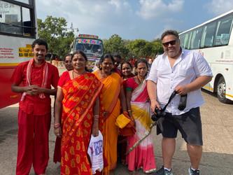 Os 10 motivos por que viajei em grupo para a Índia