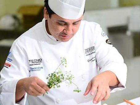 """Entrevista: """"Nunca fritamos tanto torresmo"""" entrevistamos o chef Eudemar Cavalcanti"""