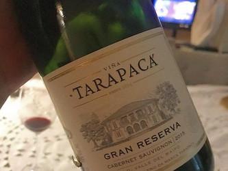 Chile: Viña Tarapacá Gran Reserva