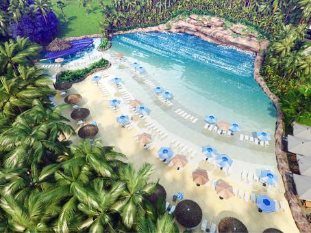 Foz do Iguaçu: Mabu Thermas Grand Resort inaugurará parque aquático termal, o Blue Park