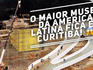 6 Curiosidades sobre o Museu Oscar Niemyer em Curitiba
