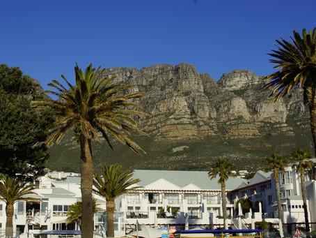As melhores dicas da Cidade do Cabo! Até de motorista particular!