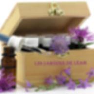 Coffret aromatherapie