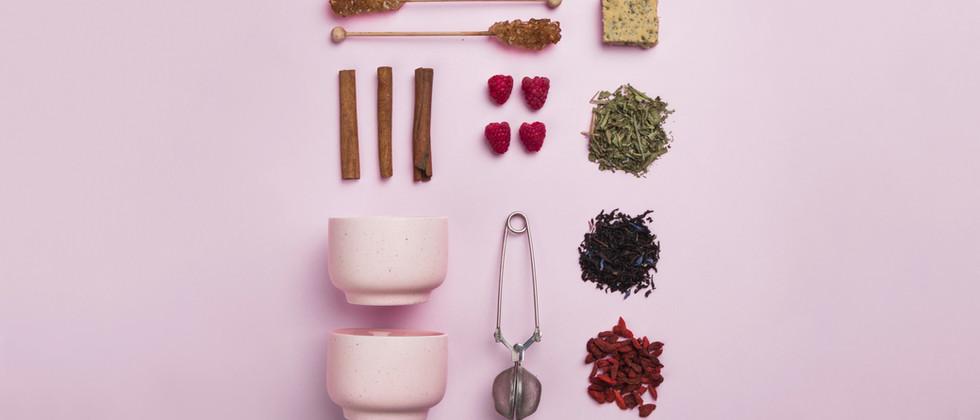 Tea Layout